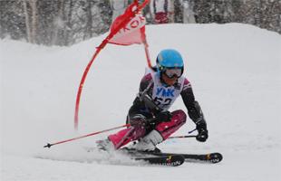 冬 雪上トレーニングのイメージ